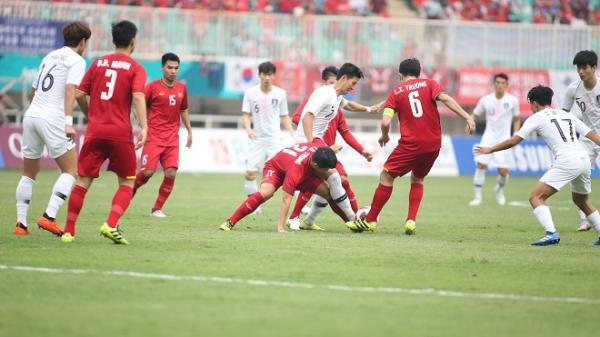 Siêu phẩm của Minh Vương và thi đấu ngoan cường tới phút cuối: U23 vẫn lỡ hẹn tấm HCV ASIAD
