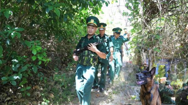 Trực tiếp từ hiện trường vây bắt đối tượng vượt ngục lần 2 nguy hiểm trên núi Hải Vân