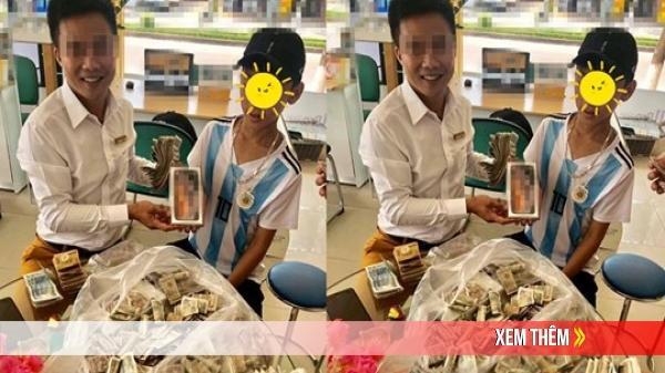 Tiết kiệm 3 năm tiền ăn sáng, cậu bé 16 tuổi đạp xe đi mua Iphone XS: Đủ để nể chưa?