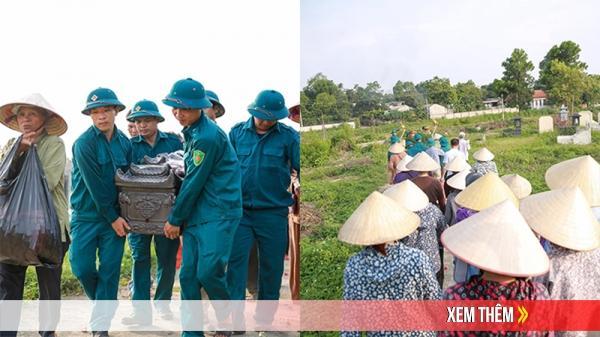Chính quyền cùng tổ chức đám tang bé trai bị bỏ rơi ở hố ga ở Hà Nội: Mộ em sẽ được đặt về hướng nam, nơi có cánh đồng xanh mát bình yên...