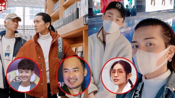 BB Trần, Hải Triều tự cách ly 14 ngày sau khi trở về từ Hàn