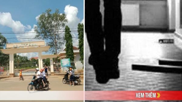 Kon Tum: Bảo vệ chết trong tư thế treo cổ ở trường học