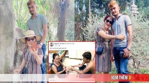 Cô dâu 65 khoe clip được chồng Tây 'mát - xa': Tôi không nhiều tiền nhưng lo được cho anh ấy đầy đủ