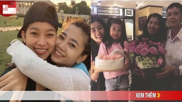 Bạn thân Trương Bảo Như lần đầu tiên hé lộ sự thật về bố mẹ Mai Phương