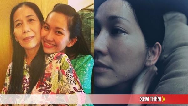 Mẹ qua đời, Kim Hiền đau xót không thể về Việt Nam vì COVID-19