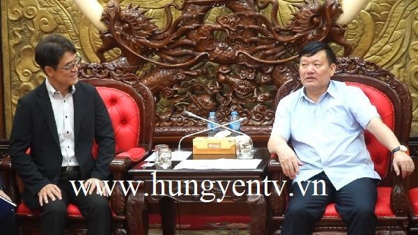 Công ty TOTO Việt Nam muốn mở thêm 2 nhà máy trị giá 250 triệu USD tại Hưng Yên