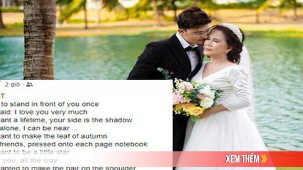 Sau tin đồn 'rạn nứt', chú rể Pakistan bất ngờ đăng dòng trạng thái ngọt ngào cho 'cô dâu 65 tuổi'