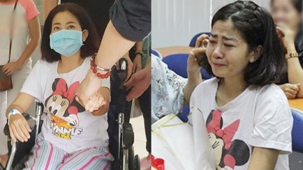 Quá trình điều trị ung thư đầy đau đớn của Mai Phương trước khi trút hơi thở cuối cùng