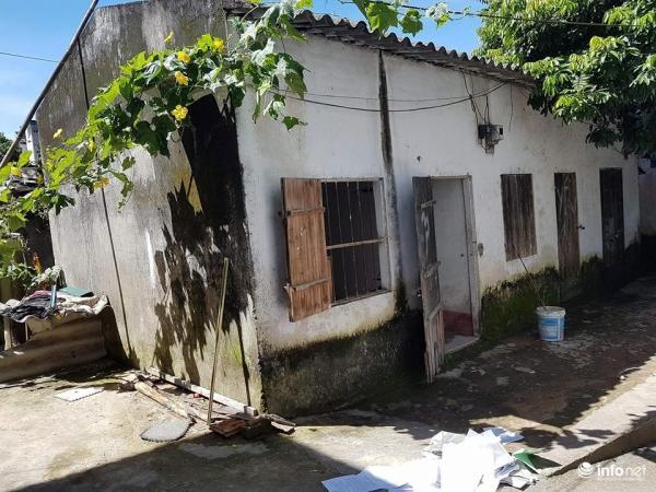 Căn nhà trọ của thầy Cường khi thầy còn công tác tại trường THPT Nội trú huyện Bình Liêu